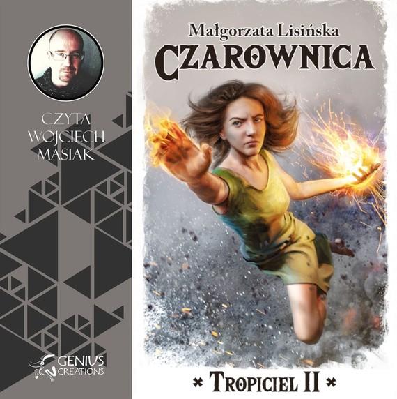 okładka Czarownicaaudiobook | MP3 | Małgorzata Lisińska