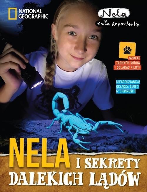 okładka Nela i sekrety dalekich lądówksiążka |  | Reporterka Nela Mała