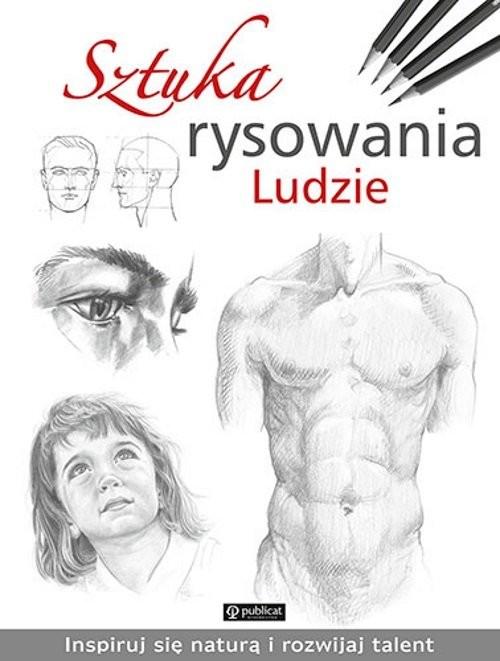 okładka Sztuka rysowania Ludzie, Książka | autor zbiorowy