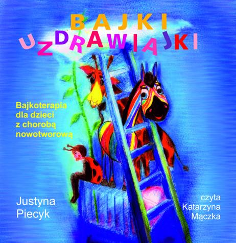 okładka Bajki uzdrawiajki, Audiobook | Justyna Piecyk