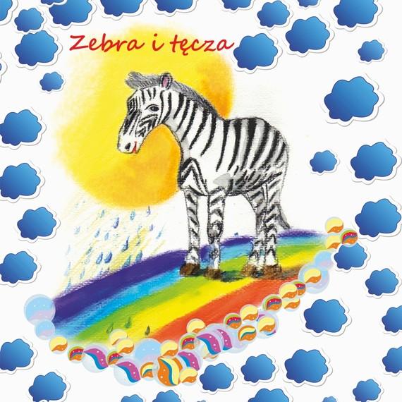 okładka Zebra i tęcza, Audiobook | Justyna Piecyk