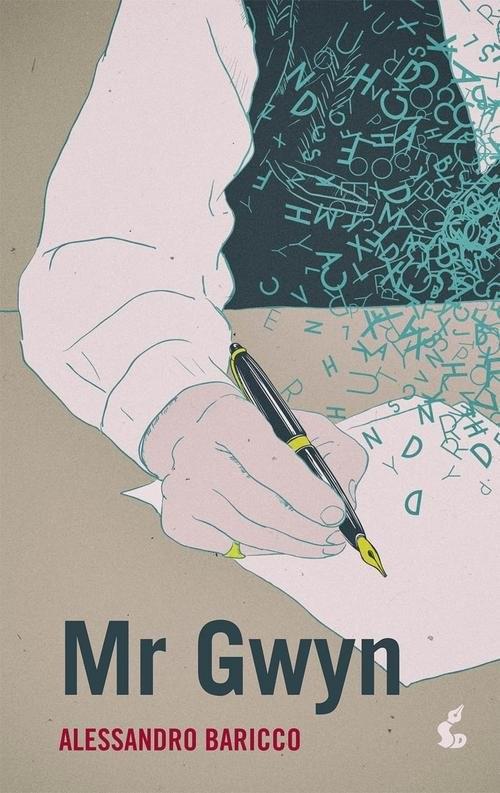 okładka Mr Gwyn, Książka | Baricco Alessandro