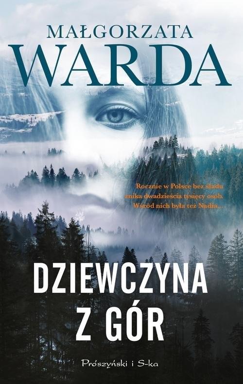 okładka Dziewczyna z gór, Książka | Małgorzata Warda