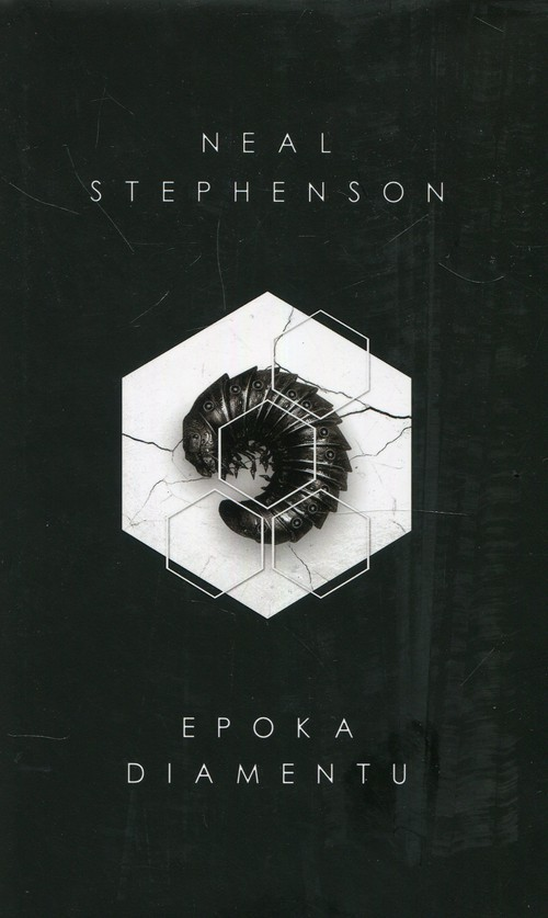 okładka Epoka diamentu, Książka | Stephenson Neal