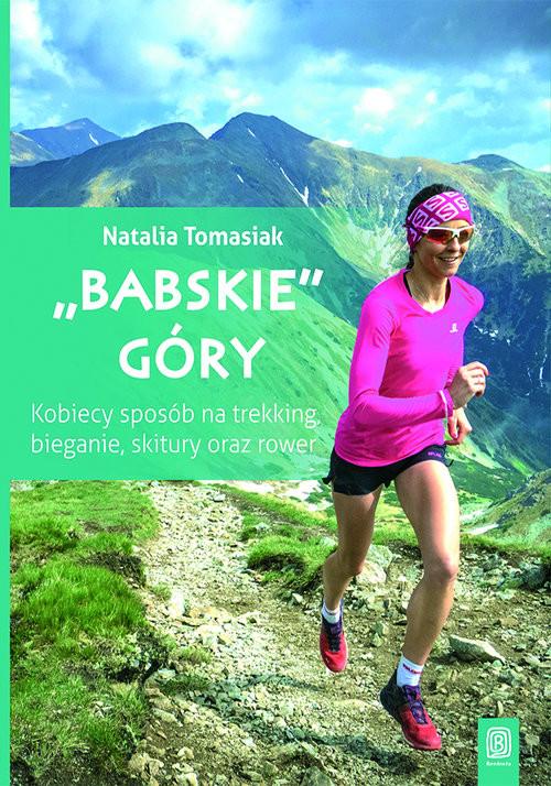 okładka Babskie góry, Książka | Tomasiak Natalia