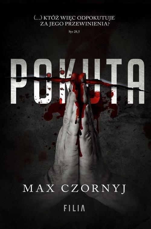 okładka Pokuta, Książka | Czornyj Max