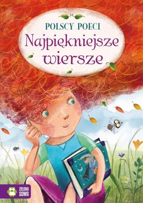 okładka Polscy poeci Najpiękniejsze wiersze, Książka | Jan Brzechwa, Aleksander Fredro, St Jachowicz