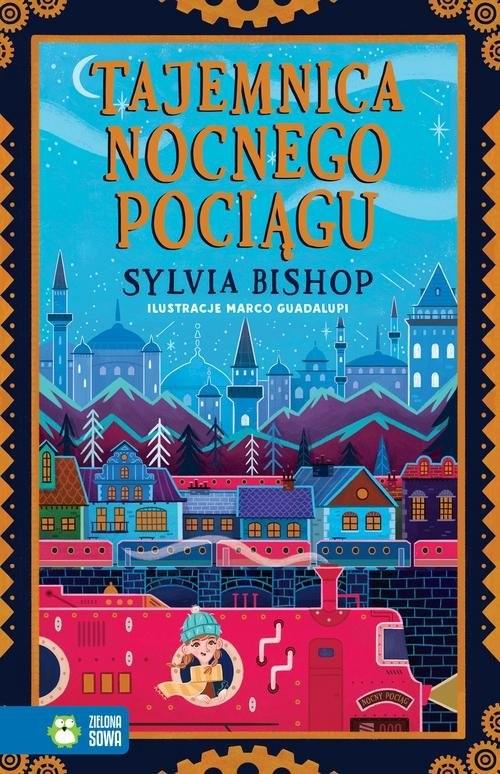 okładka Tajemnica nocnego pociąguksiążka      Bishop Sylvia