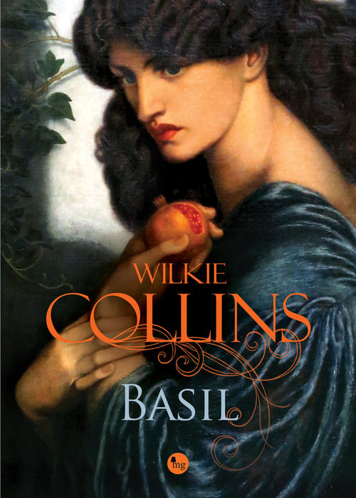 okładka Basil Basil, Książka | Collins Wilkie