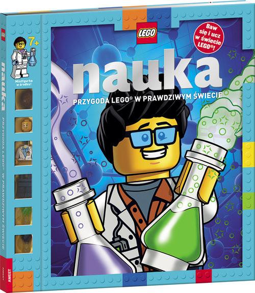 okładka Lego Nauka Przygoda Lego w prawdziwym świecie LIB-8, Książka |