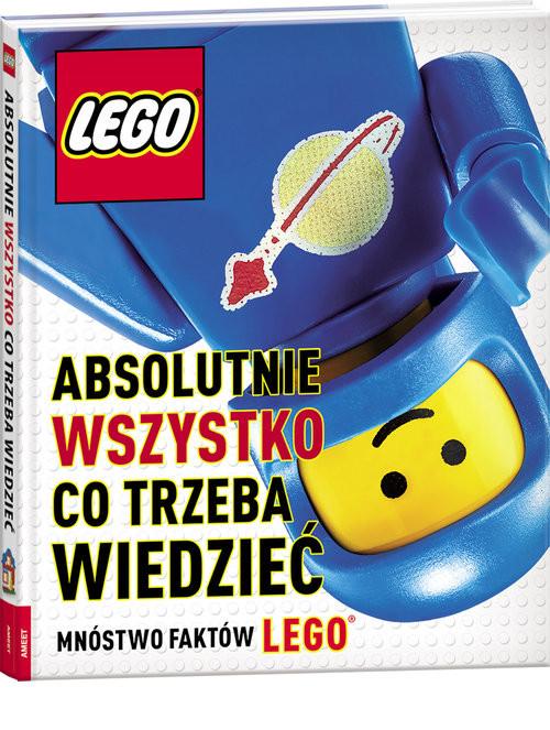 okładka Lego Absolutnie wszystko, co trzeba wiedzieć LIB-7, Książka  