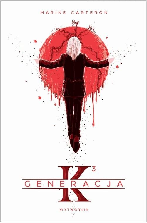 okładka Generacja K Tom 3, Książka | Carteron Marine