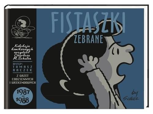 okładka Fistaszki zebrane 1987-1988, Książka | Charles M. Schulz
