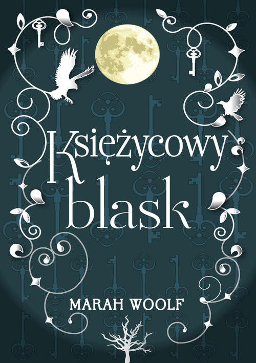 okładka Saga księżycowa Tom 1 Księżycowy blaskksiążka |  | Woolf Marah