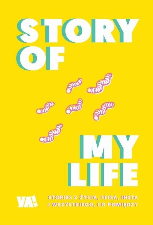 okładka Story of my life, Książka  