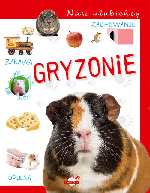okładka Nasi ulubieńcy Gryzonie, Książka |
