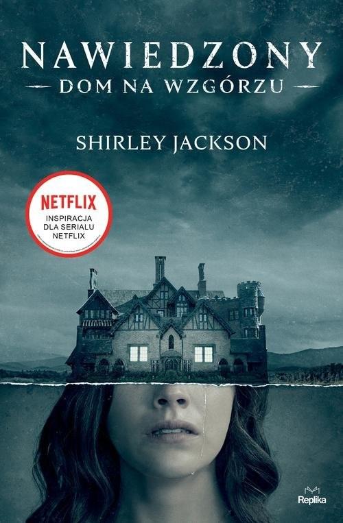 okładka Nawiedzony Dom na Wzgórzu, Książka | Shirley Jackson