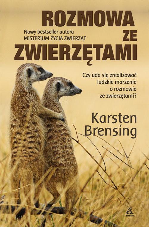 okładka Rozmowa ze zwierzętami, Książka | Karsten Brensing