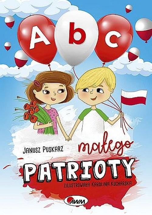 okładka ABC Małego patrioty, Książka | Puskarz Janusz