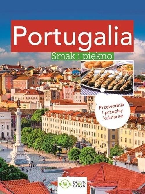 okładka Portugalia Smak i piękno, Książka |