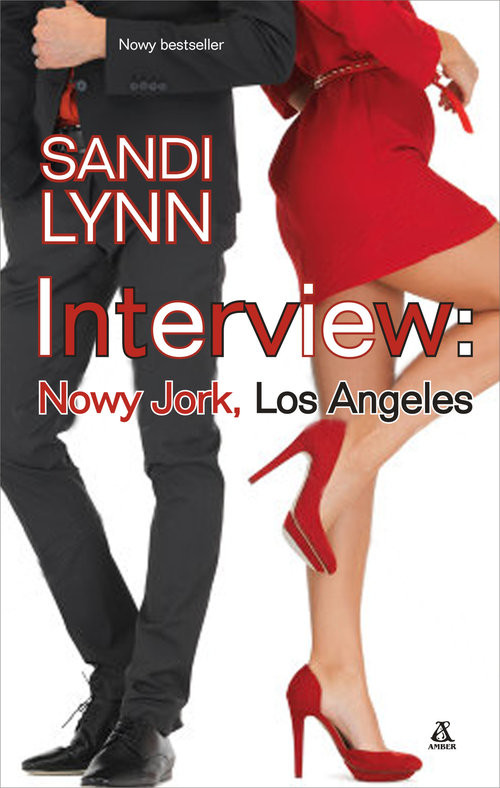 okładka Interview Nowy Jork Los Angeles, Książka | Sandi Lynn