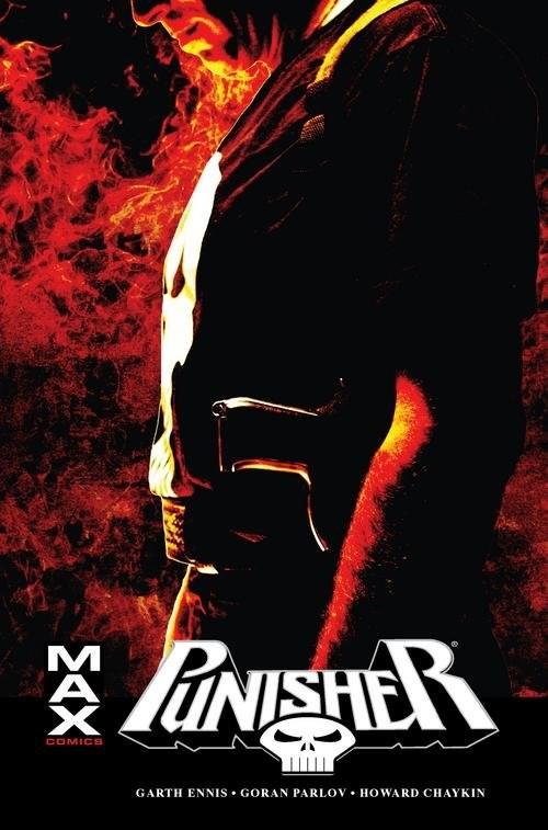 okładka Punisher Max Tom 5, Książka | Ennis Garth