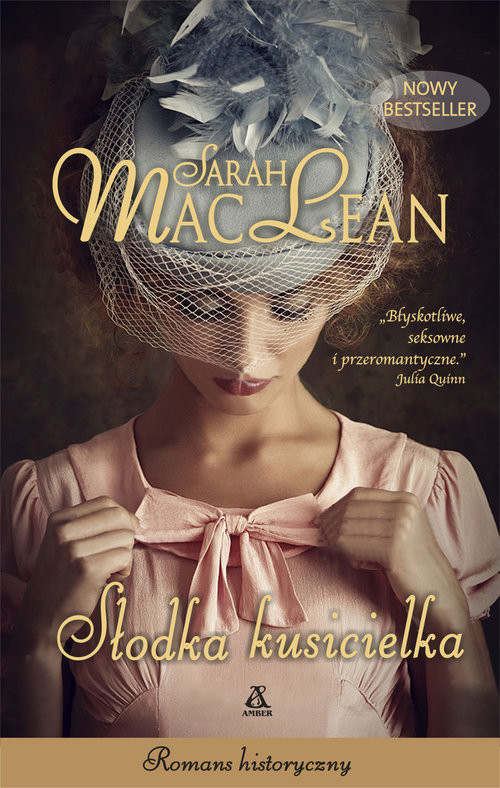 okładka Słodka kusicielka, Książka | Sarah MacLean