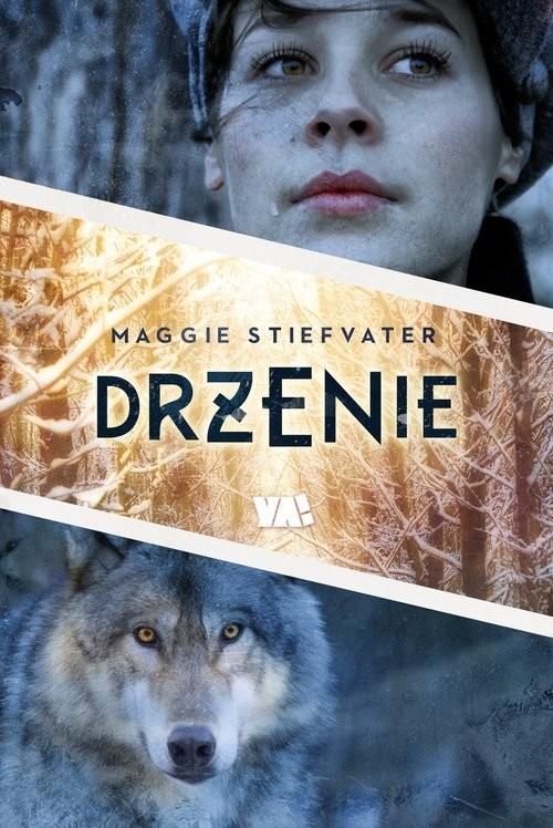 okładka Drżenie, Książka | Stiefvater Maggie