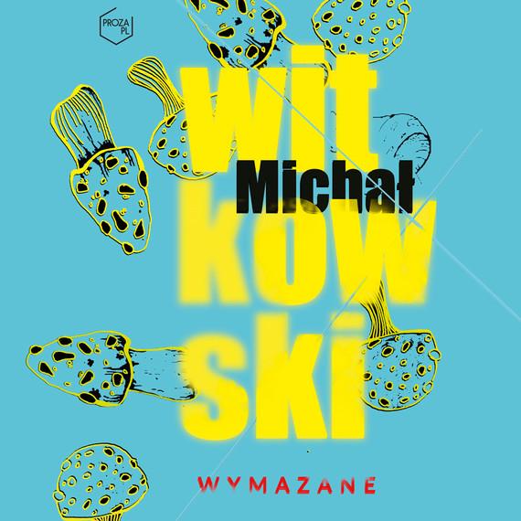 okładka Wymazane, Audiobook | Michał Witkowski