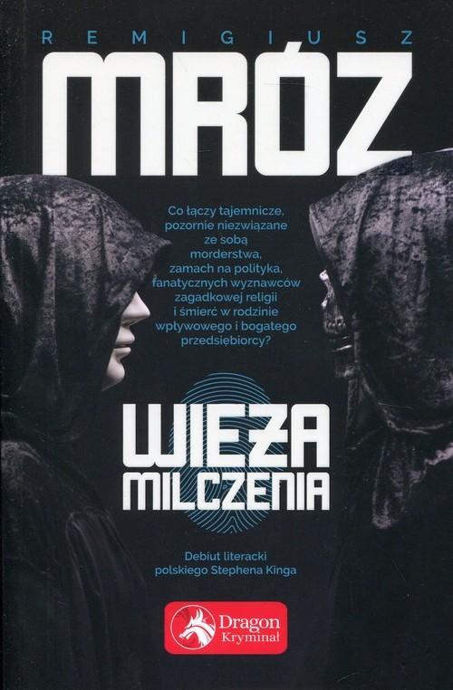 okładka Wieża milczeniaksiążka |  | Remigiusz Mróz