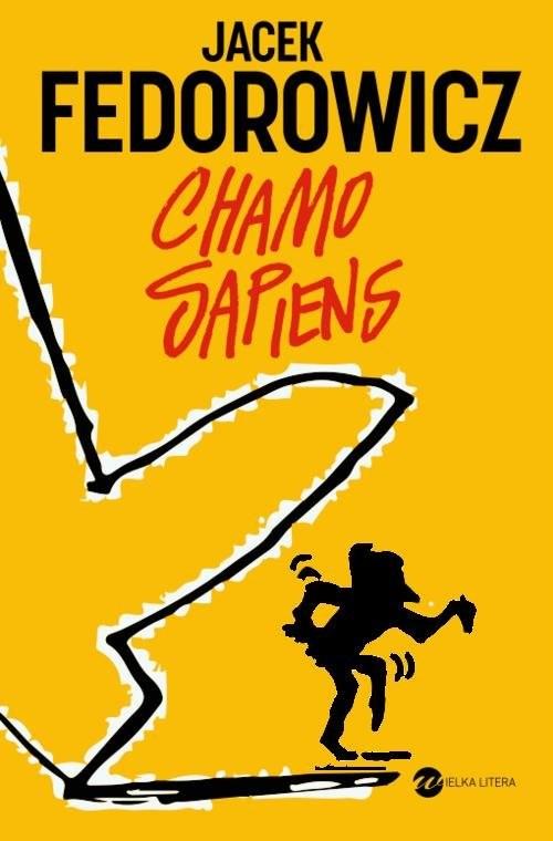 okładka Chamo sapiens, Książka | Fedorowicz Jacek