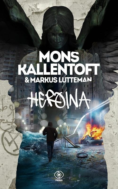 okładka Herkules Tom 4 Heroina, Książka | Mons Kallentoft