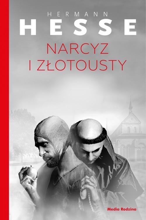 okładka Narcyz i Złotousty, Książka | Hesse Hermann