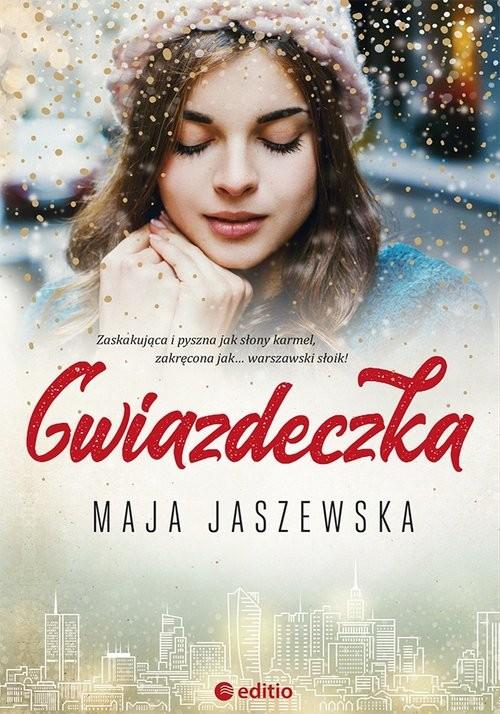 okładka Gwiazdeczka, Książka | Jaszewska Maja
