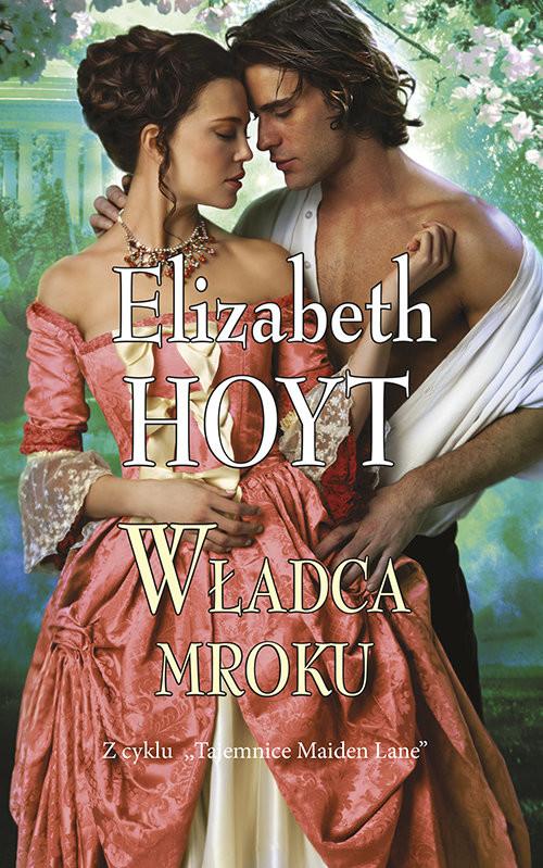okładka Władca mroku, Książka | Hoyt Elizabeth