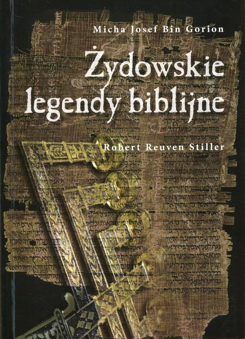 okładka Żydowskie legendy biblijne, Książka | Gorion Micha Josef Bin