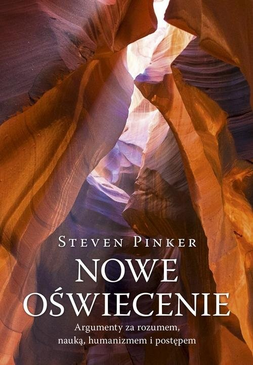 okładka Nowe Oświecenie, Książka | Pinker Steven