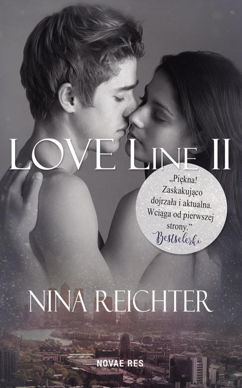 okładka Love Line IIksiążka      Reichter Nina