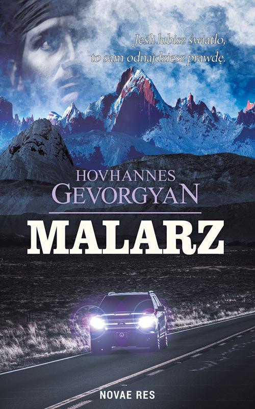 okładka Malarzksiążka      Gevorgyan Hovhannes