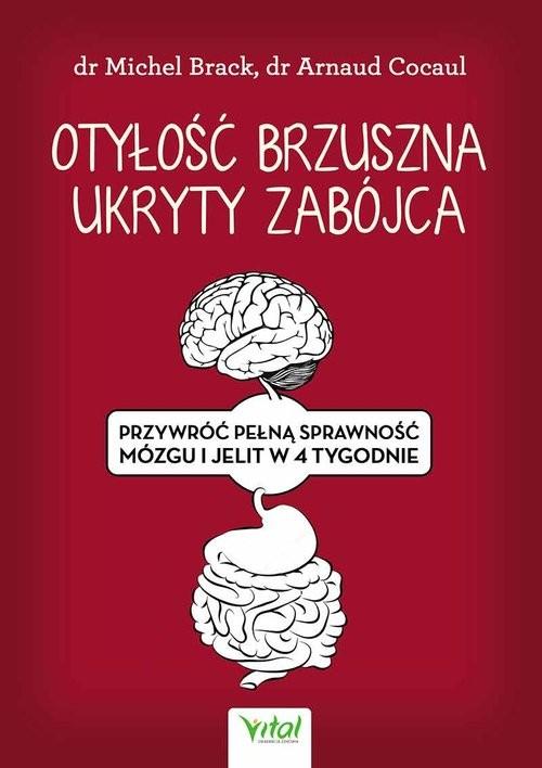 okładka Otyłość brzuszna ukryty zabójca, Książka | Brack Michel