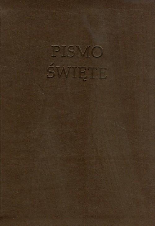 okładka Pismo Święte Nowa Biblia Gdańska, Książka  
