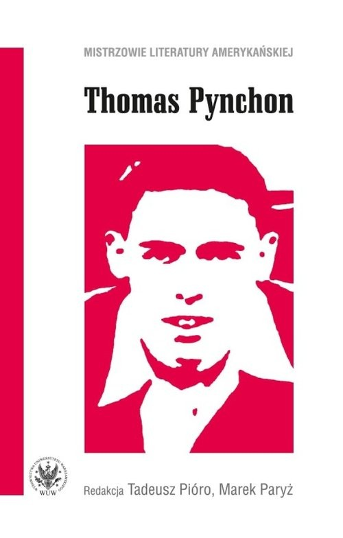 okładka Thomas Pynchonksiążka |  |