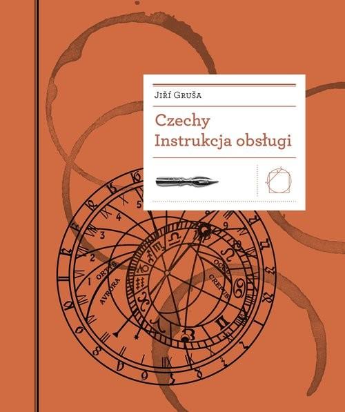 okładka Czechy Instrukcja obsługi, Książka | Gruša Jiří