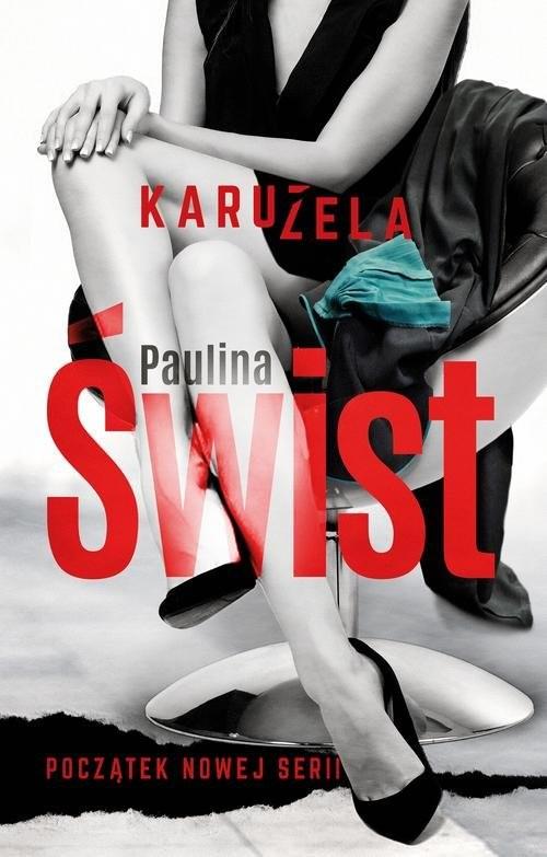 okładka Karuzelaksiążka      Świst Paulina