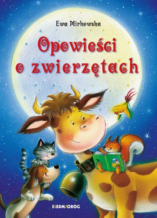 okładka Opowieści o zwierzętach, Książka | Ewa Mirkowska