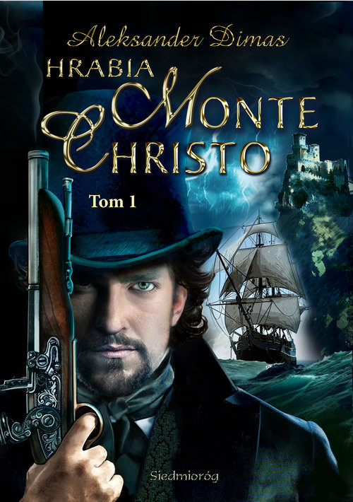 okładka Hrabia Monte Christo, Książka | Aleksander  Dumas
