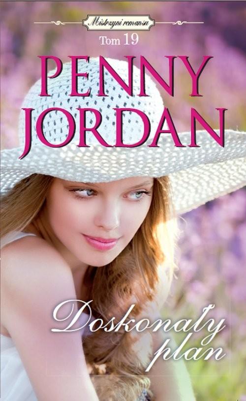 okładka Doskonały plan, Książka | Jordan Penny