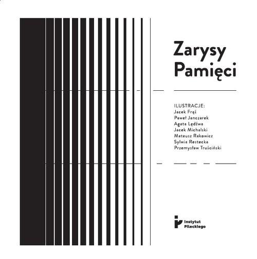 okładka Zarysy Pamięci, Książka |