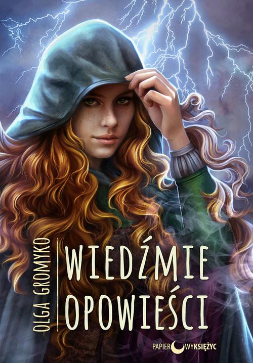 okładka Wiedźmie opowieści Kroniki Belorskie tom 4, Książka | Gromyko Olga