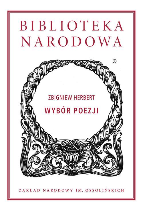 okładka Wybór poezjiksiążka |  | Herbert Zbigniew
